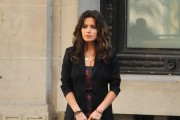 """Sarah Shahi On The Set Of """"Fairly Legal"""" in Vancouver November 14, 2011 HQ x 21"""