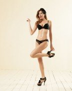 Айда Йеспица, фото 255. Aida Yespica Sielei lingerie, 2011 Fall-Winter collection, foto 255