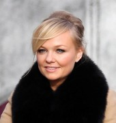 Emma Bunton - out and about in London 24/11/'11