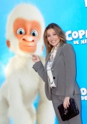 Эльза Патаки, фото 779. Elsa Pataky attends the press conference for 'Snowflake, The White Gorilla'  the Zoo | Barcelona | Dec 1 2011, foto 779