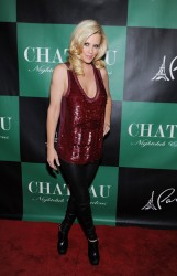 Jenny McCarthy @ Chateau Nightclub &amp;amp; Gardens December 9, 2011 HQ x 4