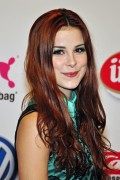 Лена Майер-Ландрут, фото 724. Lena Meyer-Landrut 1Live Krone Awards in Bochum, 08.12.2011, foto 724