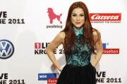 Лена Майер-Ландрут, фото 738. Lena Meyer-Landrut 1Live Krone Awards in Bochum, 08.12.2011, foto 738