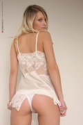 Николь Gerzova, фото 120. Nicol Gerzova Set 07*-White Thong- (21 of 21), foto 120,