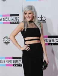 Элли Гулдинг, фото 102. Ellie Goulding 39th Annual American Music Awards, november 20, foto 102