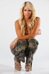 Барби Бланк (Келли Келли), фото 456. Barbie Blank (Kelly Kelly) Chad Martel Photoshoot 2012, foto 456