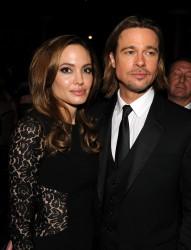 Анджелина Джоли, фото 7438. Angelina Jolie - Producers Guild awards, january 21, foto 7438