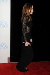 Анджелина Джоли, фото 7461. Angelina Jolie - Producers Guild awards, january 21, foto 7461