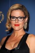 Кэтлин Робертсон, фото 271. Kathleen Robertson 64th Annual Directors Guild Awards in Hollywood - January 28, 2012*Press Room, foto 271,