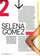 2a278e173073090 Selena Gomez & Lily Collins / Cosmopolitan (March 12) Scans