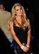 Nicola McLean Celebrity Big Brother Wrap Party at the Sugar Hut in Essex 3rd February x9