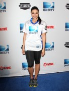 Жордин Спаркс, фото 416. Jordin Sparks DIRECTV's Sixth Annual Celebrity Beach Bowl in Indianapolis - 04.02.2012, foto 416