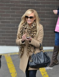 Эмма Бантон, фото 2248. Jan. 23th - London - Emma Bunton Leaving ITV Studios, foto 2248