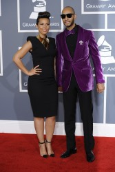 Алиша Киз (Алисия Кис), фото 3083. Alicia Keys 54th annual Grammy Awards - 12/02/2012 - Red Carpet, foto 3083