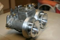 pipe et cornets pour weber 40 D47b04175853985