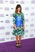 Рашида Джонс, фото 444. Rashida Jones 2012 Film Independent Spirit Awards in Santa Monica - February 25, 2012, foto 444