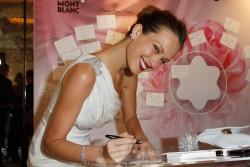 Петра Немсова, фото 4036. Petra Nemcova Montblanc Jewellery Brunch Celebrating Collection Princesse Grace De Monaco Hotel Bel-Air in Los Angeles, 25.02.2012, foto 4036
