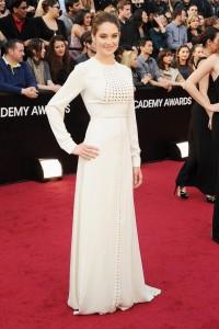 Шэйлин Вудли, фото 846. Shailene Woodley 84th Annual Academy Awards in LA, 26.02.2012, foto 846