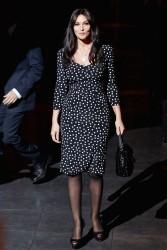 MonicaBellucci @ Dolce & Gabbana FS, Milan, 26,02.12 - 3 HQ