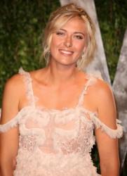 Мария Шарапова, фото 6394. Maria Sharapova 2012 Vanity Fair Oscar party - 26.2.2012, foto 6394