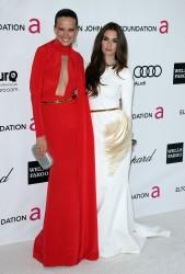 Петра Немсова, фото 4057. Petra Nemcova Elton John AIDS Foundation Academy Awards Party in LA, 26.02.2012, foto 4057