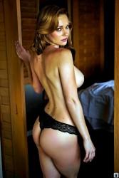 Кимберли Филлипс, фото 66. Kimberly Phillips Playboy - She's Smokin' (tagged):, foto 66