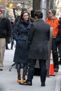 Лейгтон Мистер, фото 6876. Leighton Meester On the Set of 'Gossip Girl' in Manhattan - 05.03.2012, foto 6876