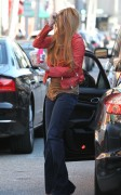 Линдси Лохан, фото 23097. Lindsay Lohan - out and about in Beverly Hills 03/08/12, foto 23097