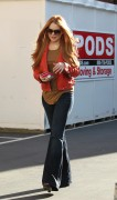 Линдси Лохан, фото 23086. Lindsay Lohan - out and about in Beverly Hills 03/08/12, foto 23086