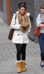 Мишель Киган, фото 187. Michelle Keegan Corrie Filming In Manchester 8th March 2012 HQx 22, foto 187