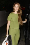 Lana Del Rey at Chateau Marmont in Los Angeles 10th March x11