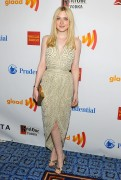 Dakota Fanning - 23rd Annual GLAAD Media Awards 3/24/12
