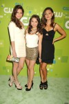 "Phoebe Tonkin, Britt Robertson, Shelley Hennig, and  Jessica Parker Kennedy: ""The Secret Circle"" @ The CW Upfronts 05/19/2011"