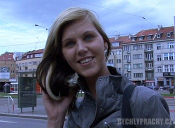 Czech Streets 51 – Ilona