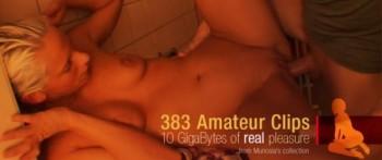 383 Amateur Clips