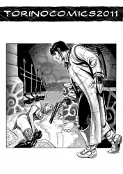 Archivio immagini di Brendon realizzate per le fiere del fumetto Ac4517185261635