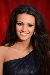 Michelle Keegan at the British Soap Awards in London 28th April x12