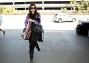 Victoria Justice at LAX Airport - May 5, 2012