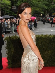 Camilla Belle - Metropolitan Museum Of Art's Costume Institute Gala 5/07/12
