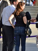 Alyssa Milano - booty in jeans out and about in LA 05/17/12