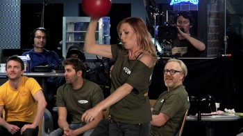 All Star Celebrity Bowling: MythBusters vs. Nerdist