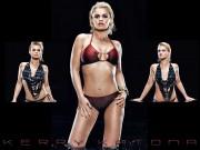 Kerry Katona : One Hot Wallpaper