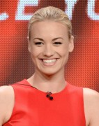Yvonne Strahovski - TCA Summer Press Tour Dexter panel 07/30/12