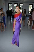 Dania Ramirez - Catherine Malandrino Spring Fashion Show in New York 09/09/12